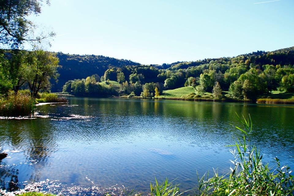 Pêche au lac de la Thuile