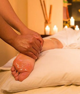 massage dans ma cabane